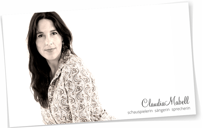 Claudia Mabell - ...weiter zur Homepage >>